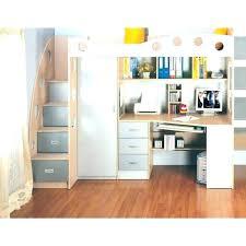 lits mezzanine avec bureau lit a etage avec bureau lit combine avec bureau lit combine bureau