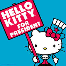 sanrio launches kitty president license global