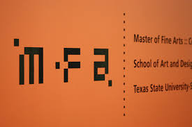 Texas State Art And Design The M F A In Communication Design At Texas State University