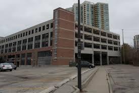 updated jumps parking garage in downtown evanston