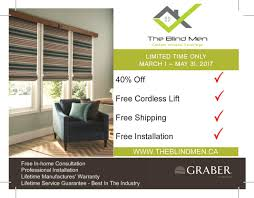 Regina Home Decor Stores The Blind Men Custom Window Coverings Linkedin