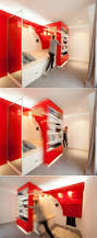 red bedrooms home and design interior