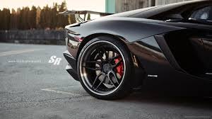 Lamborghini Aventador Galaxy - sr auto lamborghini aventador black bull rear wallpaper for