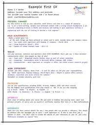 How to Write a CV  Tips for        CV Library help creating a resume   Qhtypm   cv summary