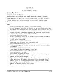 Retail Sales Representative Job Description Resume by Retail Sales Job Description Retail Sales Associate Job