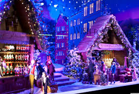 christmas light decorations for windows our favorite stores u0027 amazing holiday window displays christmas