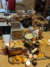 dungeons and dragons themed thanksgiving dinner part 2 album on imgur