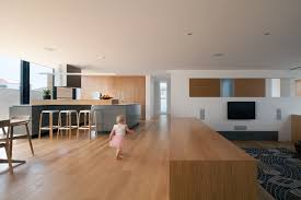 Simple Kitchen Interior Modern Three Storey House Design City Building Conversion Idea