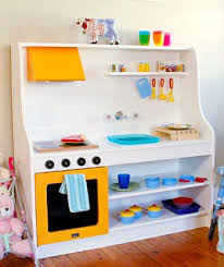 diy play kitchen ideas measurements diagrams for completely handmade play kitchen