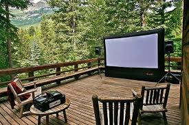 five tips for your outdoor theater projector news