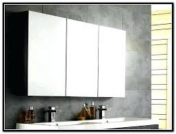 Bathroom Mirror Unit Ikea Bathroom Medicine Cabinets Mirror Cabinet 2 Doors 1 End Unit