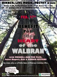Wildfire Dance by Friends Of Carmanah Walbran Sustainable Ancient Forest Economies