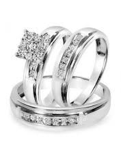 wedding rings sets his and hers and groom engagement wedding ring sets ebay