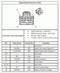 2009 gm radio wiring diagram 2009 wiring diagrams instruction