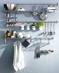Kitchen Wall Organization Ideas Kitchen Wall Organizer Golbiprint Me