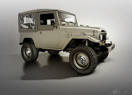 icon land cruiser the toyota fj40 is the first up for icon 4x4 u0027s old series fhm
