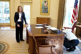 White House Oval Office Desk Resolute Desk