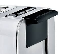 buy bosch tat8611gb styline 2 slice toaster white at argos co uk
