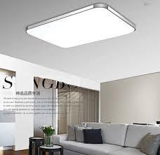 Led Bedroom Ceiling Lights Led Kitchen Light Fixture Kitchen Cintascorner Dimmable Led
