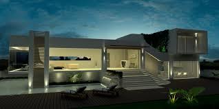 modern nice design luxury modern villa that can be decor with warm