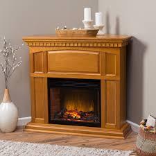 light oak electric fireplace dimplex oxford electric fireplace corner oak