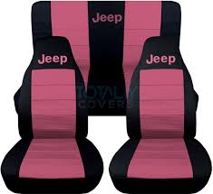 pink jeep rubicon jeep wrangler pink seat covers velcromag