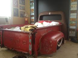 Classic Ford Truck Beds - bedroom set out of 1956 ford truck bed page 4 the h a m b
