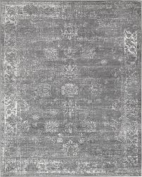 dark gray 8 u0027 x 10 u0027 monaco rug area rugs esalerugs
