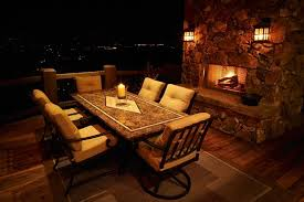 Outdoor Patio Lighting Ideas Pictures by Low Voltage Outdoor Deck Lighting