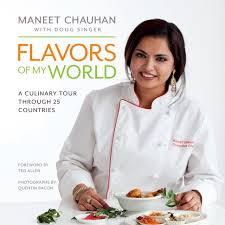 flavors of my world maneet chauhan doug singer 9780871975799