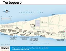 Map Costa Rica Printable Travel Maps Of Costa Rica Moon Travel Guides