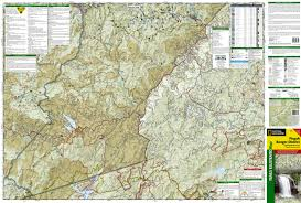 United States Map With Mileage Scale by Pisgah Ranger District Pisgah National Forest National