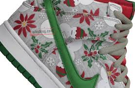 ugly christmas sweater u201d nike sb dunk high u2013 new release date