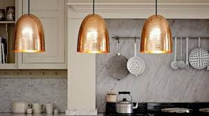 Modern Kitchen Light Fixtures Copper Lighting Fixtures Take Interior Design From Great To Incredible