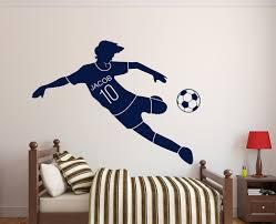 brilliant 50 soccer wall decor design ideas of 28 soccer wall