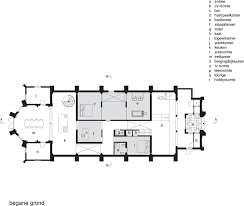 Conversion Van Floor Plans Church Conversion Into A Residence In Utrecht By Zecc Yatzer