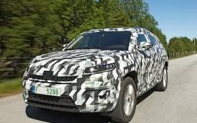 skoda kodiaq 2017 skoda kodiaq prototype revealed some specs confirmed