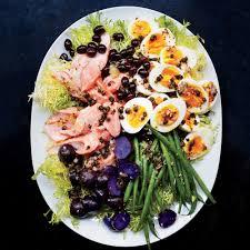 cuisine nicoise salmon niçoise recipe epicurious com
