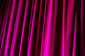 Curtains On A Stage Stage Curtain Stock Photos And Illustrations Royalty Free Images