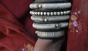 silver jewelry designs trends in india