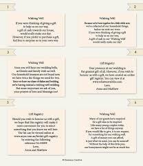 best places to make a wedding registry inspirational wedding invitation wording money for honeymoon