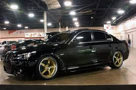 bmw e60 gold bmw e60 with gold rims page 4 5series forums