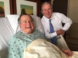 george h w bush date of birth george h w bush to remain hospitalized through the weekend khou com