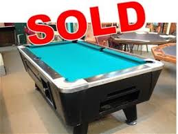 pool table corner castings sold pre owned 6ft dynamo coin operated eagle pool table loria awards