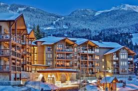 first tracks whistler creekside hotel accommodation ski in ski out