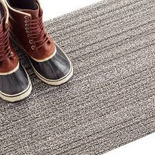 Chilewich Outdoor Rugs by Chilewich Birch Skinny Stripe Door Mat The Container Store