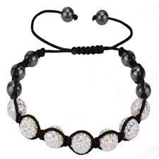adjustable bead bracelet images Handmade friendship adjustable ab crystal bead bracelet jpg