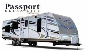 ultra light hybrid travel trailers keystone passport ultra lite travel trailer chilhowee rv center