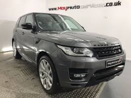 land rover range rover 2014 used land rover cars for sale in dungannon county tyrone
