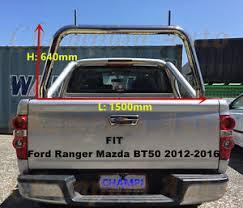 ford ranger ladder racks 3 stainless steel ladder rack fit ford ranger mazda bt50 2012